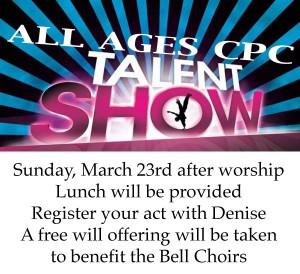 All-cpc-talent-show